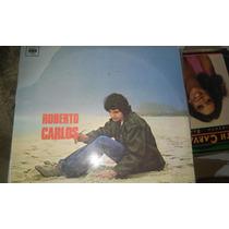 Disco De Vinil Roberto Carlos 3 Discos