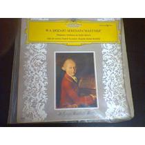Lp W A Mozart: Serenata Haffner. Orq. Sinf Da Rádio Bavara