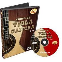 Curso De Viola Caipira Em Dvd - Volume 4 - Edon