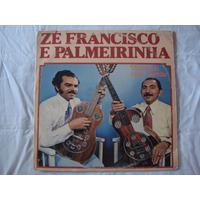 Ze Francisco E Palmeirinha-lp-vinil-violas Do Meu Sertao-for