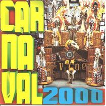 Cd - Carnaval 2000 - Sambas Enredo De São Paulo - Lacrado