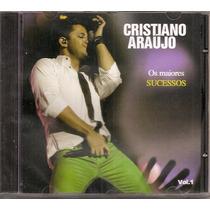 Cd Cristiano Araujo - Os Maiores Sucessos 2015