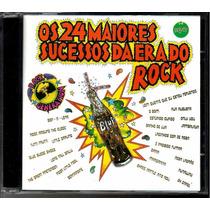 Cd Os 24 Maiores Sucessos Era Rock Versão 1975 Raul Seixas