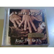 Bon Jovi Keep The Faith (cd Lacrado Fabrica) U.s.a: Remaster