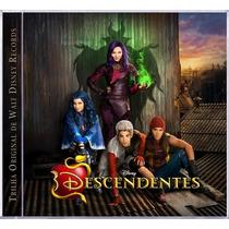 Descendentes Cd Trilha Sonora Disney - Frete 8 Reais