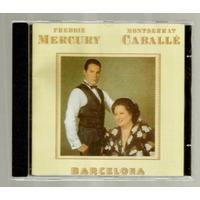 Cd Fred Mercury / Montserrat Caballé - Barcelona