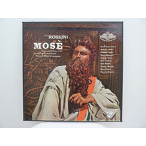 Philips 3x Lp Box Set: Rossini Mosè