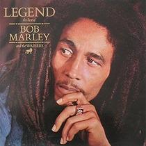 Lp Bob Marley And The Wailers* ¿ Legend Nacional