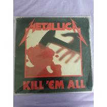 Metallica Kill Em All Vinil