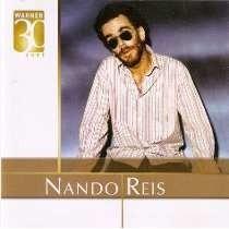 Cd Nando Reis - Warner 30 Anos - Novo E Lacrado