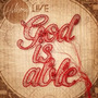 Cd Hillsong - God Is Able (original Lacrado)