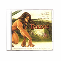 Cd Tarzan - Trilha Sonora Original Walt Disney Records