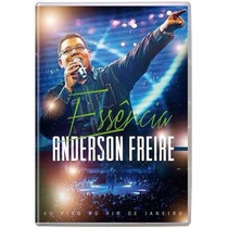 Dvd Essência De Anderson Freire Ai Vivo - Promoção