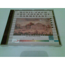 Cd Music From The Court Of Darmstadt 1996