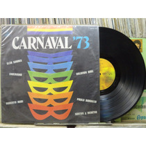 Carnaval 73 Elza Soares Chacrinha Orlando Dias Lp Odeon 1973