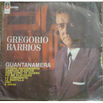 Lp (423) Bolero - Gregorio Barrios - Guantanamera