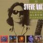 Cd Box Steve Vai- Original Album Classics- Digipack (984276)