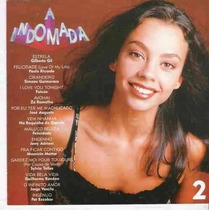 Cd - A Indomada 2 - Novela Da Globo - 1997