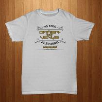 Camiseta Camisa De Vênus 35 Anos - Marcelo Nova.