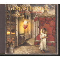 Cd Dream Theater Images And Words Importado 1992 Usa