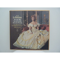 Angel 3x Lp Box Set: Verdi La Traviata