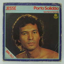 Compacto Vinil Jessé - Porto Solidão - 1980 - Rge