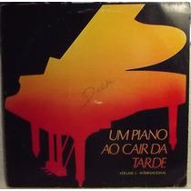 Lp / Vinil Clássico: Um Piano Ao Cair Da Tarde Vol.2 - 1979