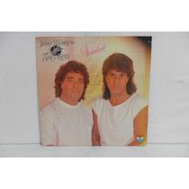 Lp Vinil - João Mineiro & Marciano - Saudade - 1990