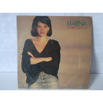 Lp Vinil Marina Lima(com Encarte Poster)