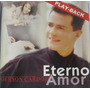 Cd Play-back Gerson Cardozo Eterno Amor (2000) Lacrado Raro