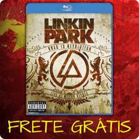 Blu-ray Linkin Park Road To Revolution Lacrado Frete Grátis