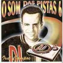 Cd-o Som Das Pistas 6-dj Irai Campos-em Otimo Estado