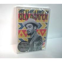 Dvd Ben Harper Especial - Live 2005/2007 Novo Lacrado