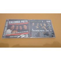 Cd Calcinha Preta Vol.15 Lacrado Frete Gratis