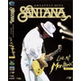 Dvd Santana Greatest Hits Live At Montreux Duplo - Original