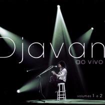 Cd Duplo Djavan - Ao Vivo Vol. 1 E 2 - 2 Cd´s (911797)
