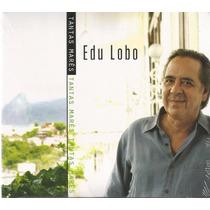 Edu Lobo-tantas Marés (original Lacrado)