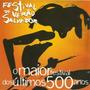 Cd Festival De Salvador - O Maior Festival Dos 500 (915205)
