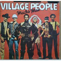 Lp (343) Vários - Village People - Macho Man