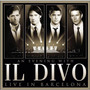 Cd + Dvd Il Divo - Live In Barcelona (969063)