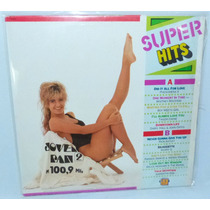 Lp Disco Vinil Jovem Pan Super Hits Oferta Reliquiaja