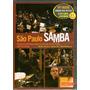 Dvd São Paulo Samba Orquestra Sinfônica De São Paulo Lacrado