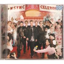 Cd Nsynch - Celebrity ( Som Livre 2001 )