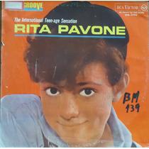 Lp (036) Itália - Rita Pavone