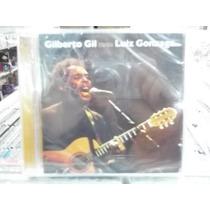 Gilberto Gil Canta Luiz Gonzaga Cd Original Novo Lacrado