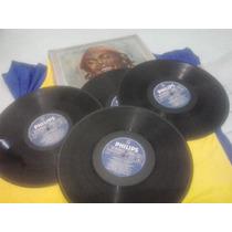 Raridade Discos Vinil - Gilbetro Gil - Album Com Quatro Lps