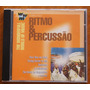 Cd Sambalanço Ritmo & Percussão The Wonderful World Of Music