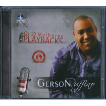 Cd Gerson Rufino - Os 20 Melhores Playbacks [original]