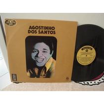 Lp-agostinho Dos Santos-a Felicidade- Bossa Nova -raro