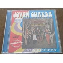Cd - Jovem Guarda - The Sunshines - O Último Trem - Novo